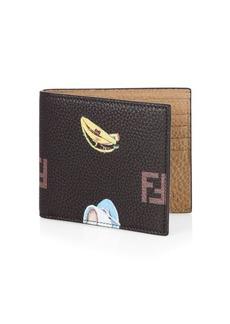 Everyday Fendi Print Wallet