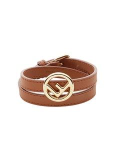F Is Fendi bracelet