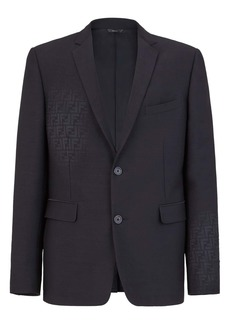 Fendi Faded FF Sport Coat