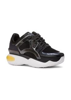 Fendi Fancy Lace-Up Sneaker (Women)