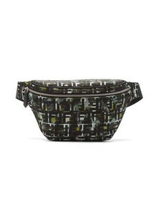 Fendi FF and camouflage-print belt bag