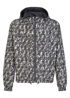 Fendi FF Camo Reversible Jacket