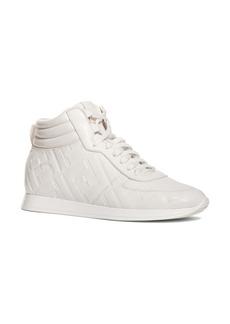 Fendi FF Feather High Top Sneaker (Women)
