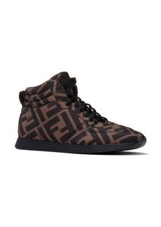 Fendi FF High Top Sneaker (Women)