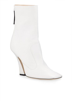 Fendi FFreedom 105mm Calf Leather Booties