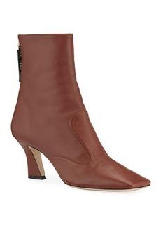Fendi FFreedom 65mm Calf Leather Booties