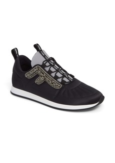 Fendi FFreedom Jewel Embellished Sneaker (Women)