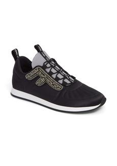 Fendi FFreedom Jewel Embellished Sneaker (Women)