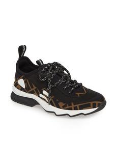 Fendi FFreedom Patchwork Sneaker (Women)