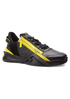 Fendi Flow Logo Low Top Sneaker (Men)