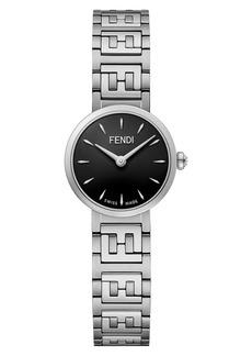 Fendi Forever Fendi Diamond Bracelet Watch, 19mm