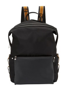 Fendi Forever Fendi Men's Striped Backpack