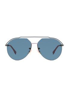 Fendi Full Coverage Sunglasses