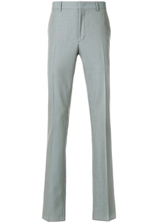 Fendi houndstooth tailored trousers - Grey