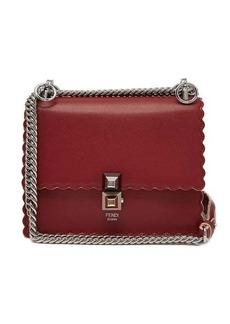 Fendi Kan I small leather cross-body bag