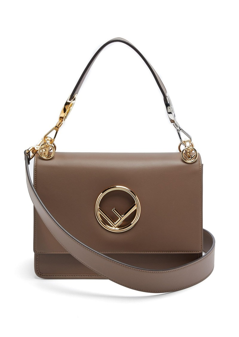 a60c6488 Kan I small leather shoulder bag