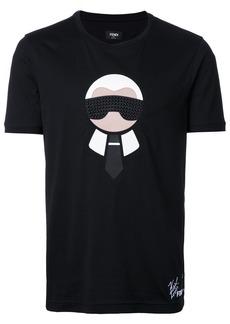 'Karl Loves Fendi' T-shirt