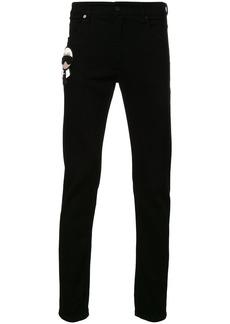 Fendi 'Karlito' jeans - Black