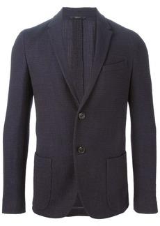 Fendi knitted blazer