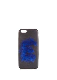 Fendi Leather iPhone® 6 case