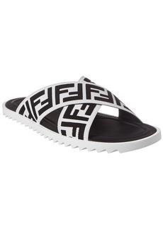Fendi Leather Sandal