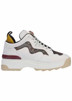 Fendi Logo Detail Platform Sneakers