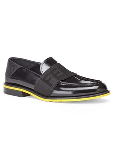 Fendi Logo Loafer (Men)