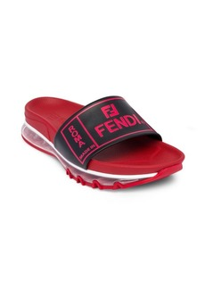 Fendi Logo Slides