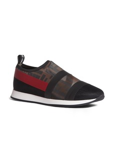 Fendi Logo Slip-On Sneaker (Women)