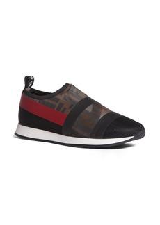 Fendi Logo Slip-On Sneaker (Women)