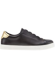 Fendi logo slip-on sneakers