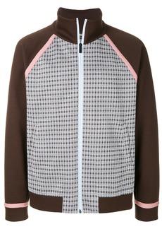 Fendi long sleeve zip jacket