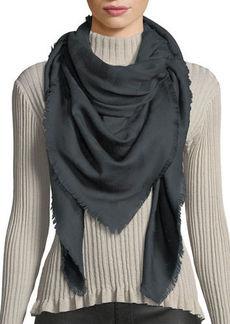 Fendi Macro FF Wool-Cashmere Shawl