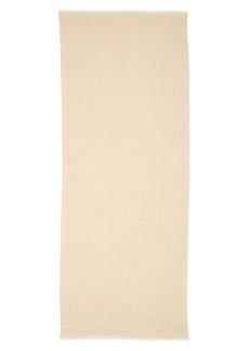 Fendi Macro Logo Wool & Cashmere Blend Stole