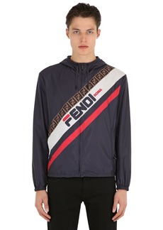 Fendi Mania Hooded Jacket