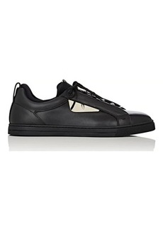 Fendi Men's Bag Bugs Leather & Neoprene Sneakers