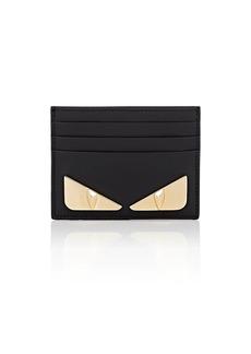 Fendi Men's Bag Bugs Leather Card Case