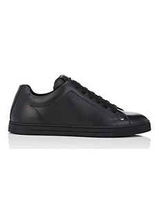 Fendi Men's Bag Bugs Leather Sneakers