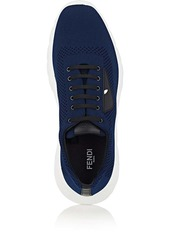 Fendi Men's Bag Bugs Tech-Knit Sneakers