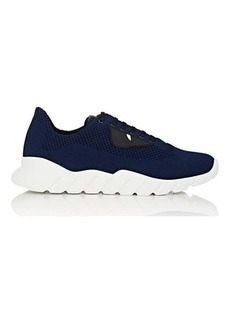 Fendi Men's Bag Bugs Tech-Knit Sneakers