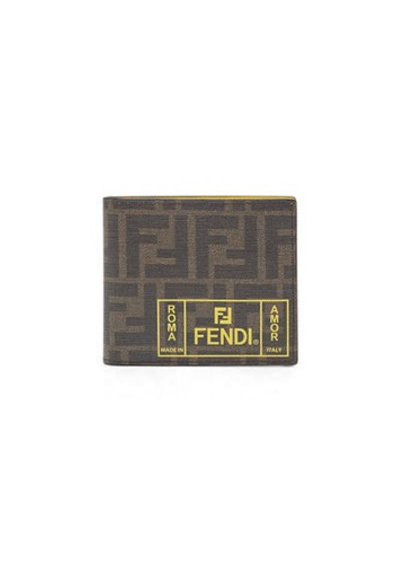 Fendi Men's FF Roma Amor Wallet