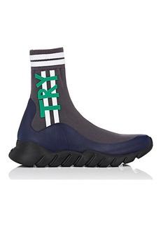 """Fendi Men's """"Hope"""" & """"Try"""" Tech-Knit Sneakers"""