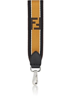 Fendi Men's Logo Key Chain - Black