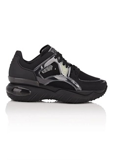 Fendi Men's Nylon & Leather Sneakers