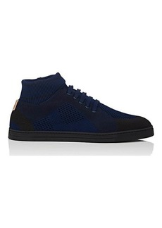 Fendi Men's Tech-Knit Sneakers