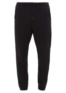 Fendi Mesh-pocket jersey track pants