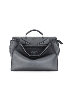 Fendi Metallic Monster Eyes Peekaboo Bag