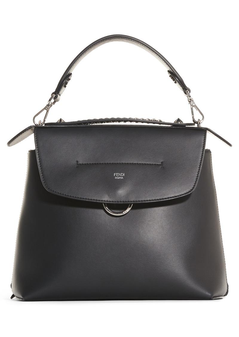 2c61c5a9bb Fendi Fendi Mini Back to School Leather Backpack