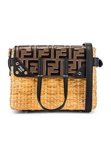 Fendi Mini Flip Crossbody Bag