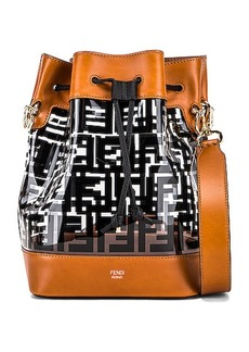Fendi Mon Tresor Logo Crossbody Bag